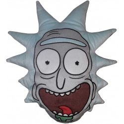 """Rick and Morty """"Rick Sanchez"""" plüss formapárna"""