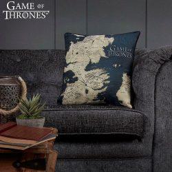 Trónok harca párna, Westeros térképe díszpárna