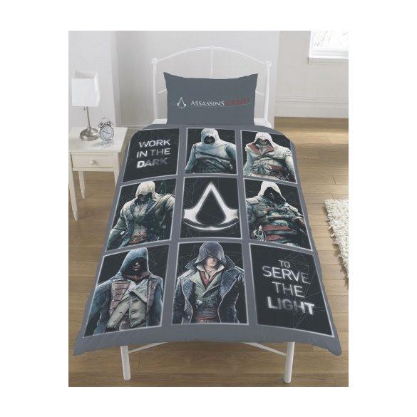 Assassins Creed ágyneműhuzat 135 x 200 cm, 48 x 75 cm