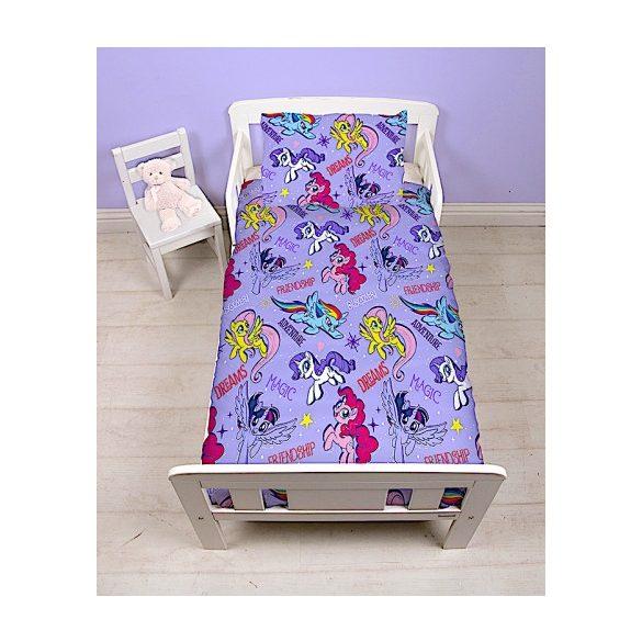 My Little Pony, Én Kicsi Pónim ovis ágynemű szett, 4 részes