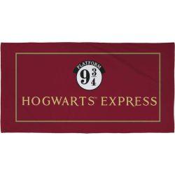 """Harry Potter törölköző, """"Hogwarts Express"""" fürdőlepedő"""