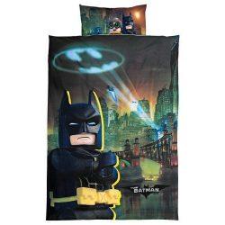 Lego Batman ágyneműhuzat 140x200cm, 70x90cm