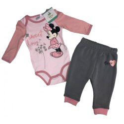Disney Minnie Baba nadrág + body szett