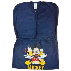 Oviszsák kord, elöl cipzáras, zsebes - Mickey egér mintával
