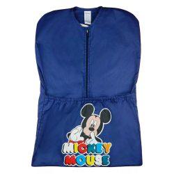 Oviszsák elöl cipzáras, zsebes - Mickey egér mintával