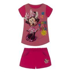 Disney Minnie gyerek rövid pizsama 3-8 év