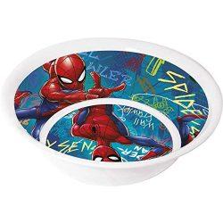 Spiderman, Pókember mélytányér