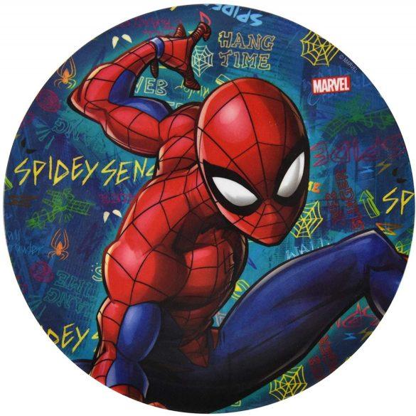 Spiderman, Pókember lapostányér