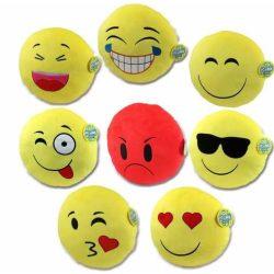 Emoji plüssfigura