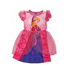 Disney Frozen, Jégvarázs jelmez, kislány ruha tiarával