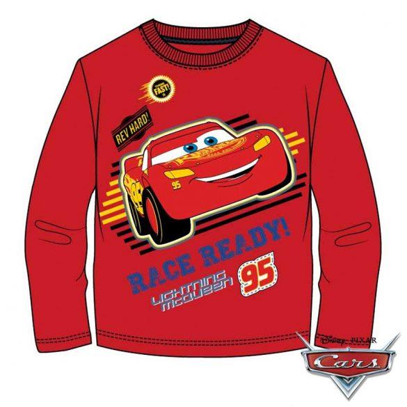 Verdák hosszú ujjú póló, Cars