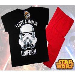 Star Wars felnőtt női pizsama