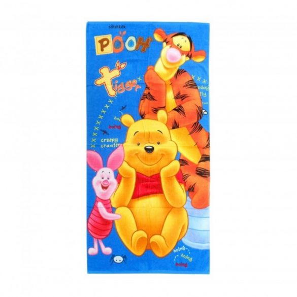 Disney Winnie The Pooh, Micimackó fürdőlepedő strand törölköző