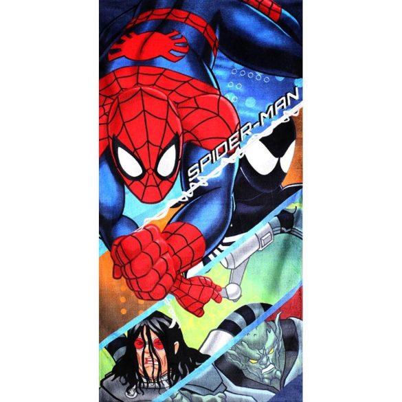 Spiderman, Pókember fürdőlepedő, strand törölköző 70*140cm