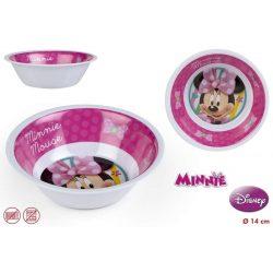 Minnie egér melamin tál