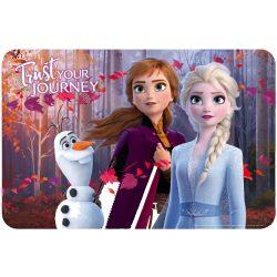 Disney Jégvarázs tányéralátét 43*28 cm