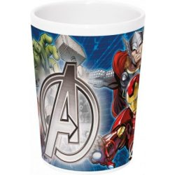 Avengers pohár, melamin