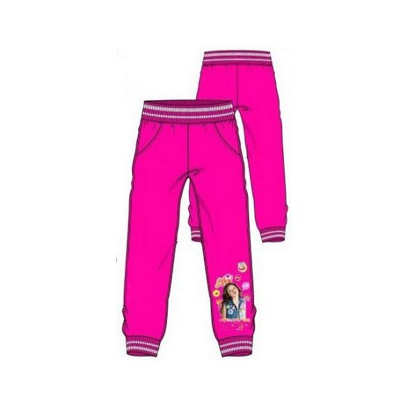 Disney Soy Luna Gyerek nadrág, jogging alsó