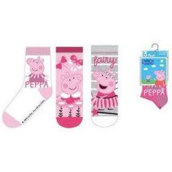 Peppa malac gyerek zokni