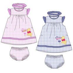 Micimackó baba ruha szett, 3 részes