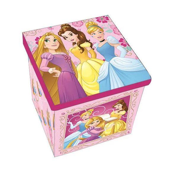 Disney Hercegnők Játéktároló 30×30×30 cm