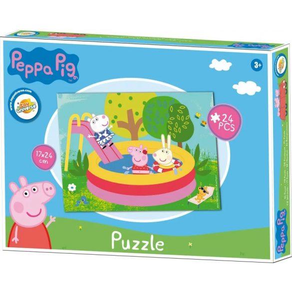 Peppa malac puzzle 24 db-os