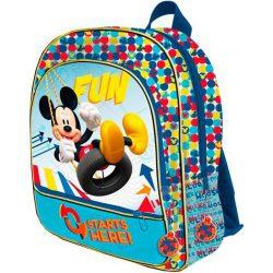 Disney Mickey iskolatáska, hátizsák 41 cm