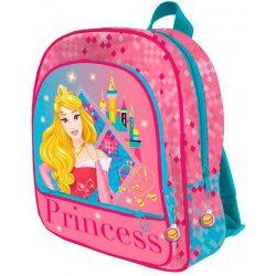 Hercegnők, Princess iskolatáska, táska 41cm