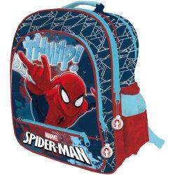 Pókember, Spiderman iskolatáska, táska 41 cm