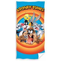 Looney Tunes, Bolondos dallamok fürdőlepedő, strand törölköző 70*140cm