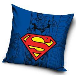 Superman párnahuzat 40*40 cm