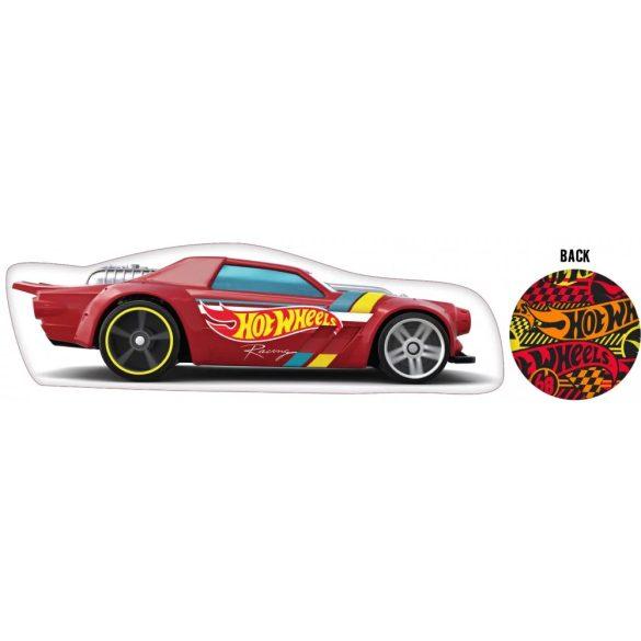 Hot Wheels formapárna, díszpárna 40*20 cm