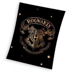 Harry Potter plüss ágytakaró, polár takaró 150*200cm