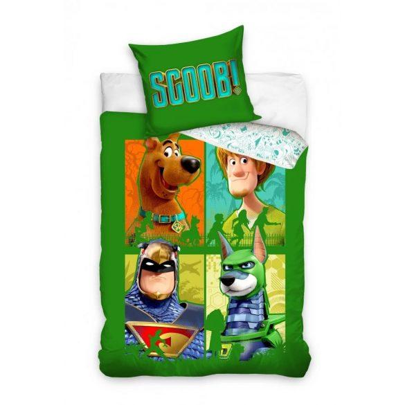 Scooby Doo Ágyneműhuzat 140×200cm, 70×90 cm
