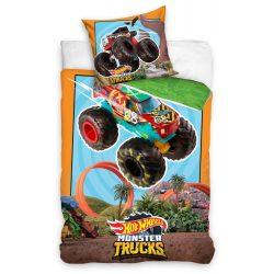 Hot Wheels, Monster Truck ágyneműhuzat 140×200cm, 70×90 cm