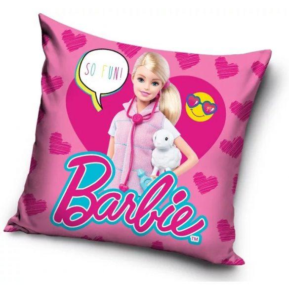 Barbie párnahuzat 40*40 cm