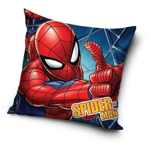 Pókember párna, díszpárna 40*40 cm