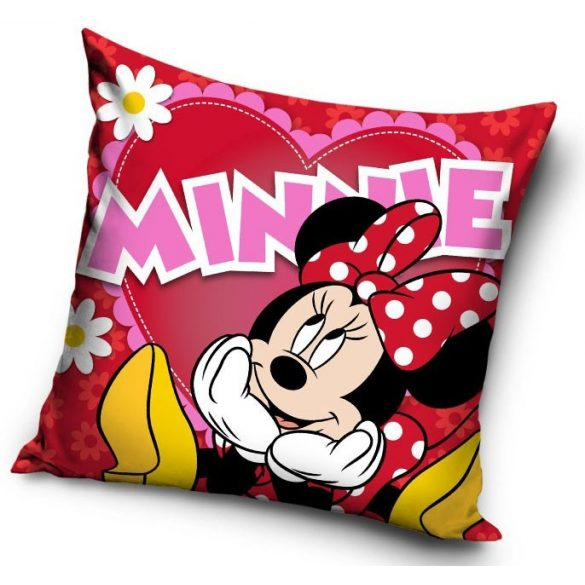 Disney Minnie párna, díszpárna 40*40 cm