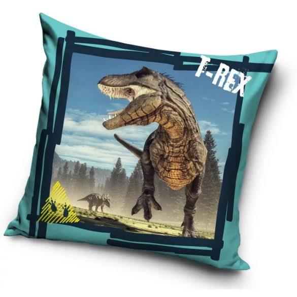 Dinoszaurusz párna, díszpárna 40*40 cm