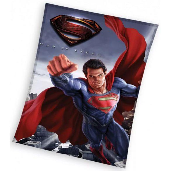 Superman polár takaró 110*140cm