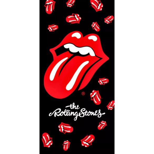 The Rolling Stones fürdőlepedő, strand törölköző 70*140cm