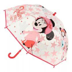 Disney Minnie Gyerek átlátszó esernyő Ø66 cm