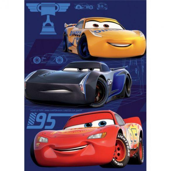 Polár takaró Disney Cars, Verdák
