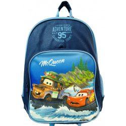 Disney Verdák Iskolatáska, táska 40cm