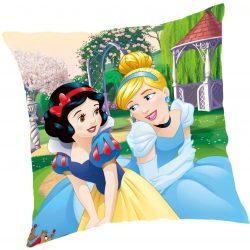 Disney Hercegnők párna, díszpárna 40*40 cm
