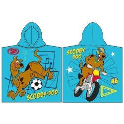 Scooby Doo strand törölköző poncsó 60*120cm