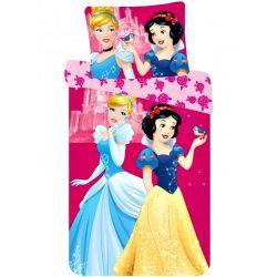 Disney Hercegnők gyerek ágyneműhuzat 90×140cm, 40×55 cm
