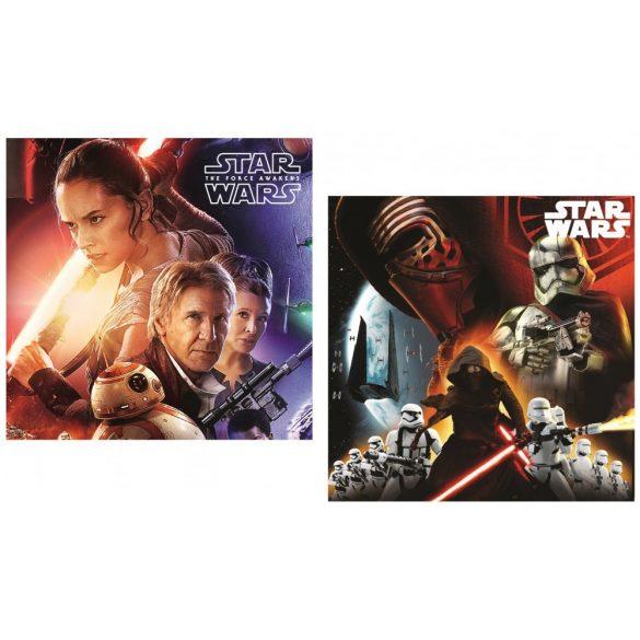 Star Wars párnahuzat 40*40 cm