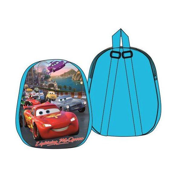 Plüss hátizsák táska Disney Cars, Verdák 31cm