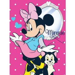 Polár takaró Disney Minnie ágytakaró 150*200cm